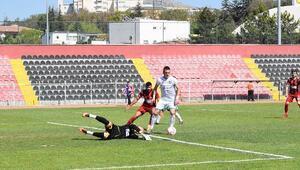 Çorum Belediyespor - Cizrespor: 1 - 1