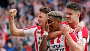 Hollandada şampiyon PSV
