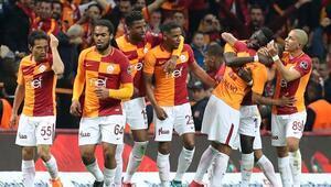 Galatasaraydan zirveye pençe