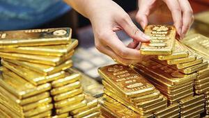 Hazine 1.3 ton altın topladı