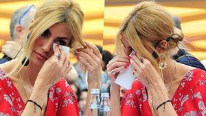 Çağlanın gözyaşları