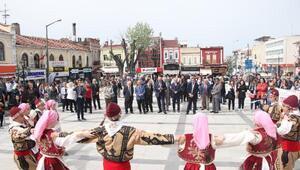 Edirnede hedef 5 milyon turist