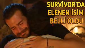 Survivorda dün akşam kim elendi - İşte Survivor 2018de bu hafta elenen isim
