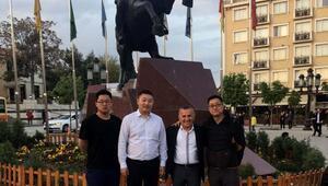 Çin-Polatlı hattında ticaret köprüsü kuruluyor