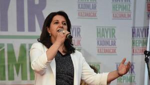HDP Eş Genel Başkanı Pervin Buldan İzmire gelecek