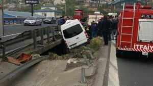 Kocaelide kaza: 1 ölü, Valinin eşinin de aralarında olduğu 11 yaralı (2)- Yeniden