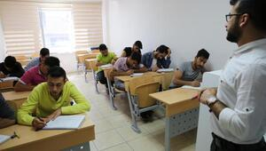 Üniversite kurslarına yoğun ilgi