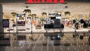 Boyner Ankaradaki altıncı mağazasını MetroMall AVM'de açtı