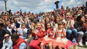 Çocuklar bayramlarını şenlik havasında kutlayacak