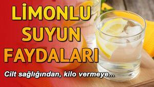 Limonlu suyun faydaları | Limonlu su içmek faydalı mı