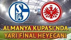 Schalke 04 Eintracht Frankfurt maçı saat kaçta hangi kanalda