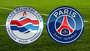 Caen PSG maçı ne zaman saat kaçta hangi kanalda