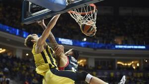 Fenerbahçe Doğuş - Saski Baskonia SAD (FOTOĞRAFLAR)