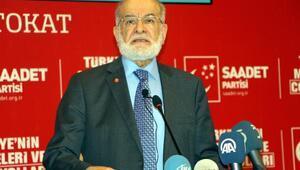 SP Genel Başkanı Karamollaoğlu: Erken seçim çaresizliklerinin bir ifadesi