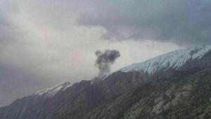 Kolombiyada askeri uçak düştü: 2 ölü