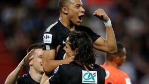 PSG kupada finale adını yazdırdı