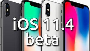 iOS 11.4 public beta 2 yayında Yeni neler var