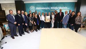 Nilüfer'in kardeş kent Hanau ile bağları güçleniyor