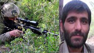 Öldürülen Gri listedeki terörist, 2 polisi şehit etmiş