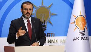 AK Parti Sözcüsü Erdoğanın anketlerdeki oy oranını açıkladı