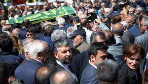 ek fotoğrafla geniş haber // Kılıçdaroğlu amcasının cenaze törenine katıldı