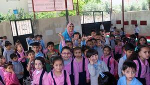 Türk ve Suriyeli miniklere uyum desteği