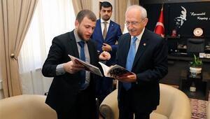 Genç İmam Hatipliler Derneği, Kılıçdaroğlu ziyaretini anlattı...
