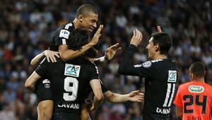 PSG kupada finale adını yazdırdı (ÖZET)