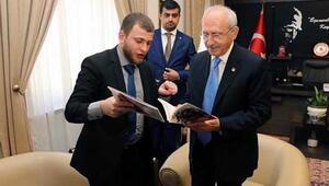 Genç İmam Hatipliler Derneği, Kılıçdaroğlu ziyaretini anlattı