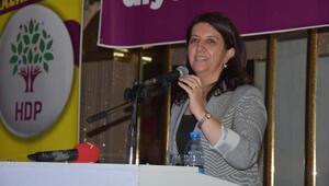 HDPli Buldandan Suriye eleştirisi