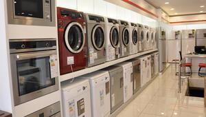 Beyaz eşya iç satışları Martta yüzde 24 geriledi