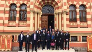 OSB Başkanı Bosna temaslarını tamamladı
