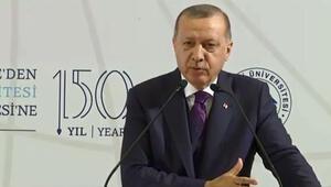Cumhurbaşkanı Erdoğan: Deprem konusunda en zayıf halka İstanbul