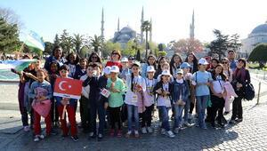 Barış elçilerinin İstanbul çıkarması