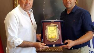 Bodrum Belediyesinin projesine ikincilik ödülü