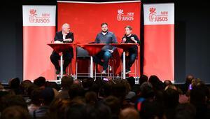 """Genç Sosyaldemokratlar çıkış arıyor... """"Ne olacak bizim partinin hali"""""""