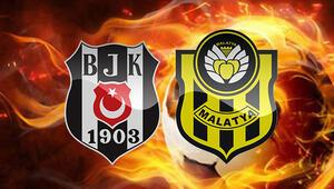 Beşiktaş Yeni Malatyaspor maçı ne zaman saat kaçta