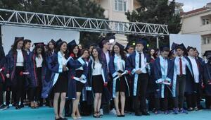 Balıkesir Gönen Mirciler MTAL ilk mezunlarını verdi