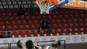 Gaziantep Basketbol - Sakarya BŞB Basketbol: 79-67