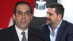 Şekip Mosturoğlu ile Beşiktaşlı yönetici arasında flaş diyalog Olay sözler...
