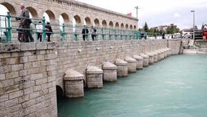 Beyşehir Gölünün yok olmaması için protesto