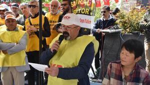 Nükleer Karşıtı Platform üyeleri Sinopta bir araya geldi
