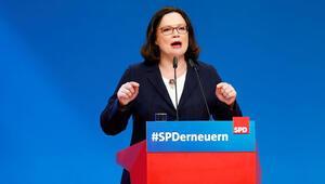 Sosyal demokratlara kadın başkan