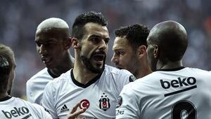 Beşiktaşta Üç Silahşörler iş başında