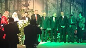 Cumhurbaşkanı Erdoğan Yargıtay Başkanının oğlunun nikah şahidi oldu