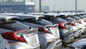 Otomobillerin sadece yüzde 3.7'si en düşük ÖTV dilimine giriyor