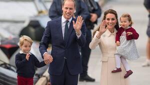 Kate Middleton ve Prens Williamsın bir erkek çocuğu oldu