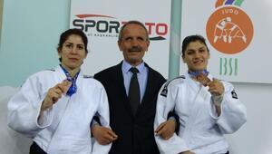 Görme Engelli Kadın Judo Milli Takımı, dünya üçüncüsü oldu