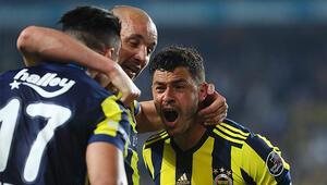 Kadıköyde samba rüzgarı Fenerbahçe, Antalyasporu Giuliano ile devirdi
