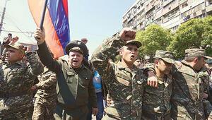 Ermenistan başbakanı Sarkisyan istifa etti: 'Hatalıydım'